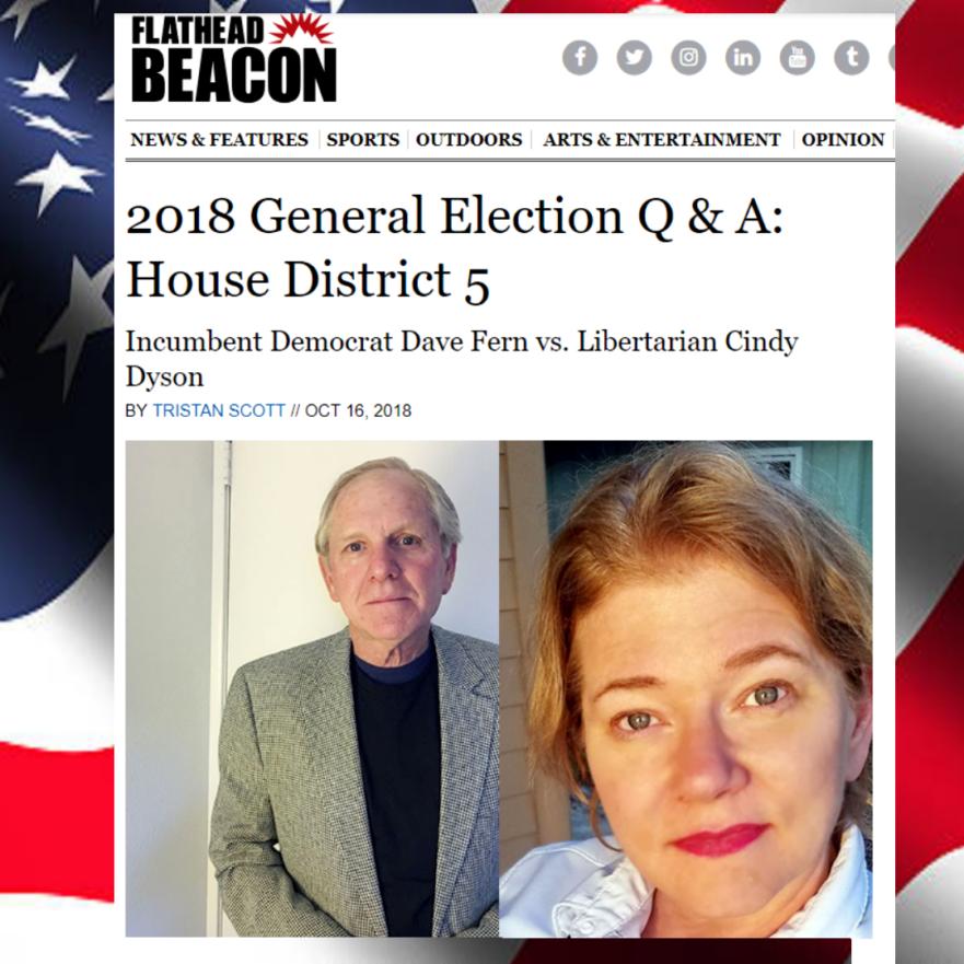 Flathead Beacon Candidates HD 5